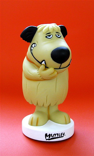 funko wacky wobbler: muttley (date unknown) | by j_pidgeon