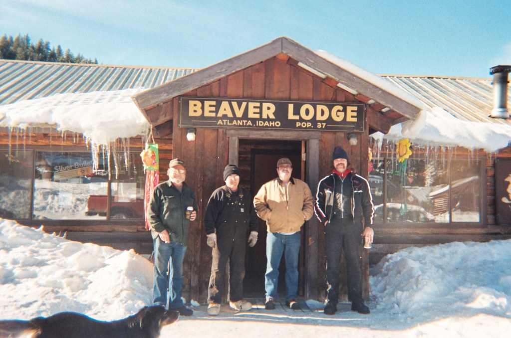 Beaver Lodge Atlanta Idaho One Of Idaho S Secrets Www