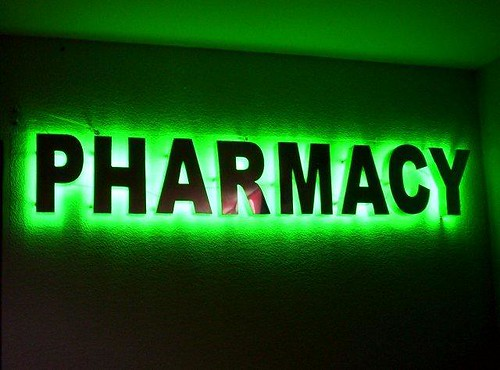 Pharmacy | by Ced