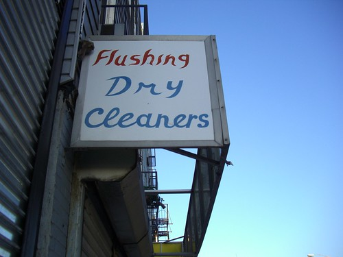 Flushing Dry Cleaners | by Eric__I_E