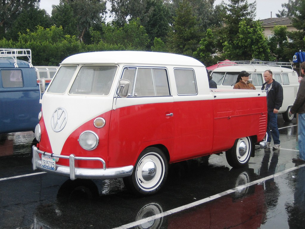 Vw Van Amp Truck Flickr
