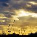 Clouds above Highbury