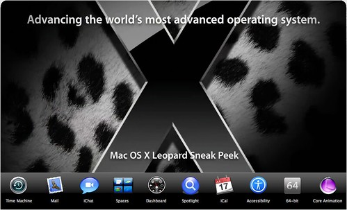Mac os x leopard casey bisson flickr for Innenarchitektur mac os x