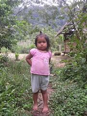 Kichwa young woman