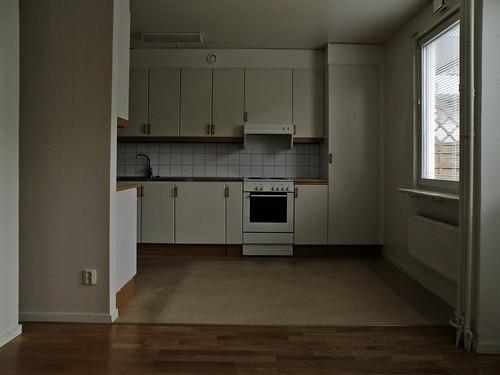 White Square Kitchen Tile Baksplash With Black Rope Tile