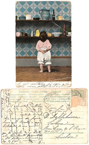 Vintage postcard, 1906 | by CGoulao