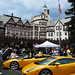 Scarsdale Concours Modern Lamborghini Display