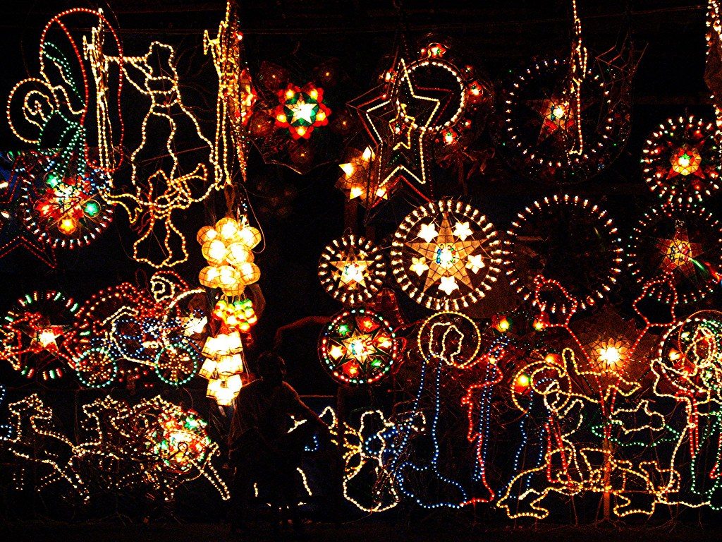 Christmas Street Lights For Sale