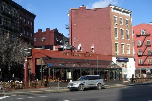 Riviera Cafe West Village Nyc