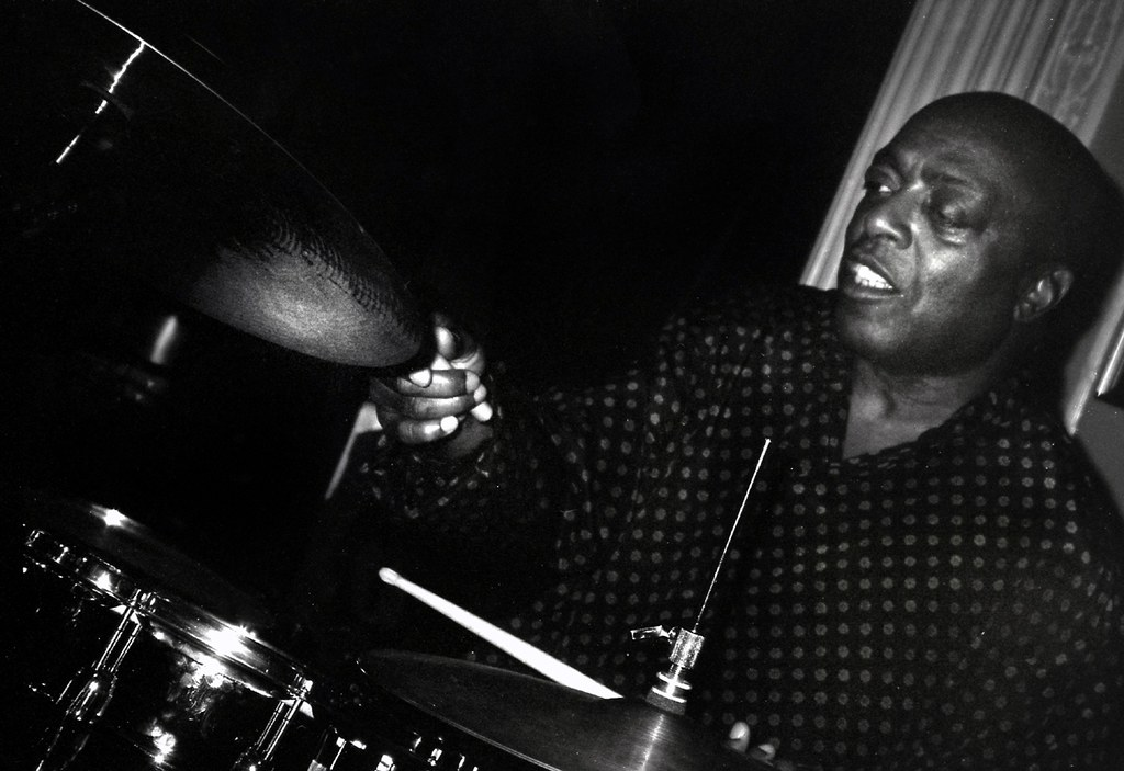 Drummer Roy Haynes Chicago Jazz Drummer Roy Haynes Flickr