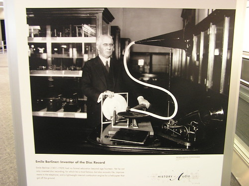 Emile Berliner: Inventor of the Disc Record | by clydesan