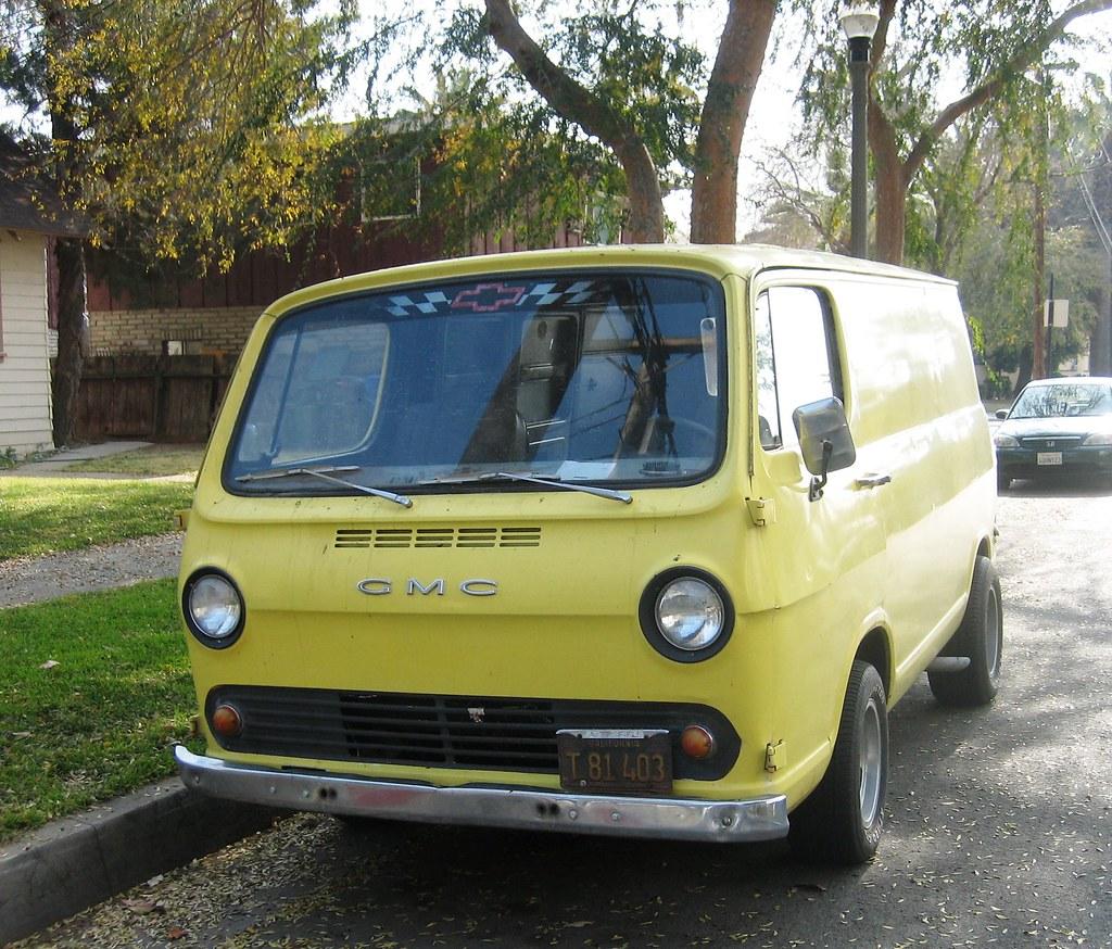 Gmc Handi Van 1964 1967 Riverside California Flickr