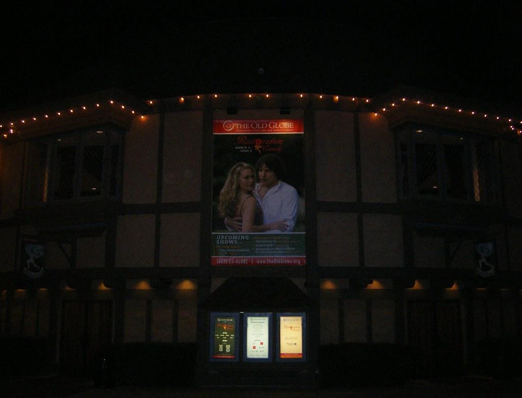 Barn Theatre And Causeway Drive Merritt Island Florida