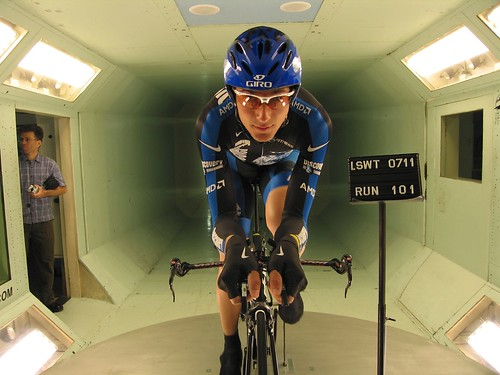 In the Wind Tunnel | by sweetpeabicycles