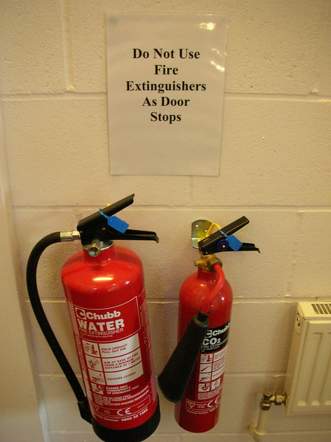 Image result for fire extinguisher flickr