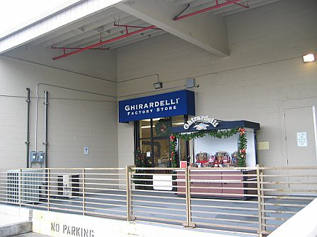 Ghirardelli Factory Outlet, San Leandro | by bubbletea1