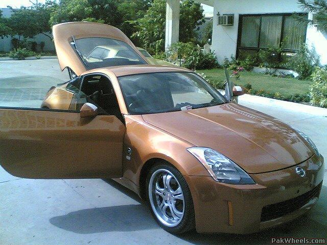 ... Hot Cars In Pakistan, Nissan 350Z In Karachi | By 123surfer