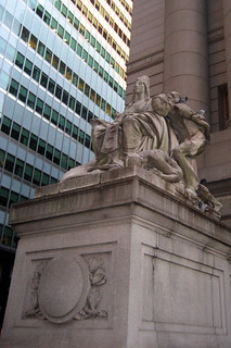 NYC - Bowling Green: Alexander Hamilton Custom House - The Continents - Asia | by wallyg