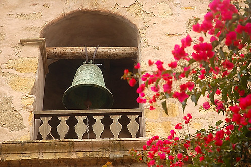 Bell at Carmel Mission | by Tim You