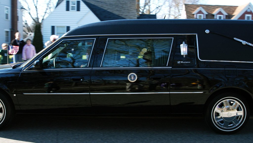 Presidential Hearse President Ford S Hearse Matt Flickr