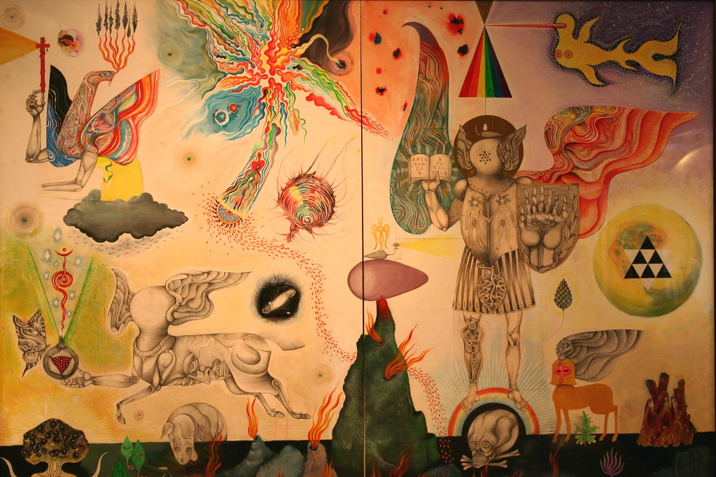 Visionary Art | Museum of Visionary Art Baltimore, MD