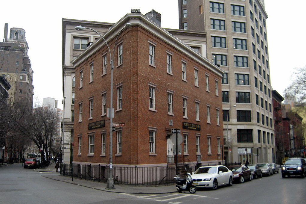 Nyc West Village Northern Dispensary This Landmark