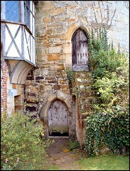 Tower Entrance, Scotney Castle, Lamberhurst, Kent | by Lincolnian (Brian) - BUSY, in and out