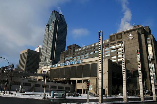 Hilton Hotel Montreal