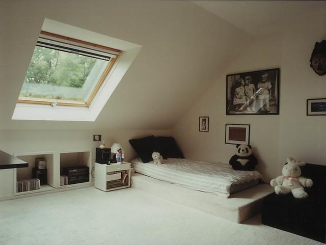 ... Attic   Light Bedroom   By Lilia♥