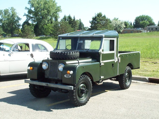Land Rover 1960 Land Rover 1960 Download These Photos