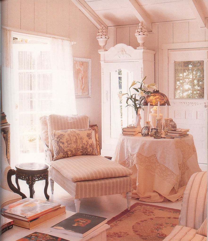 Very Small Living Room Ideas: White Living Room-decorating Ideas