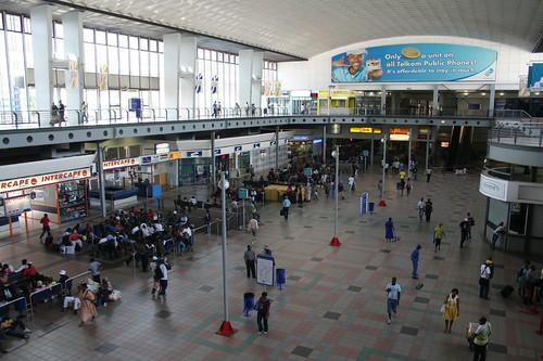 Park Station Johannesburg