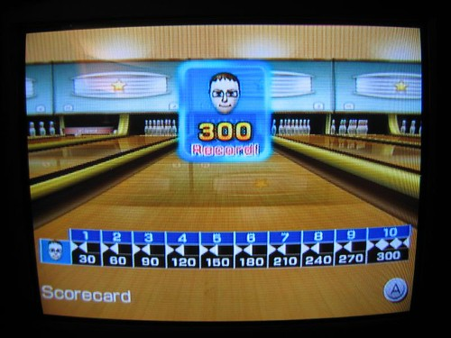 300 On Wii Bowling!!! | by Adam Melancon