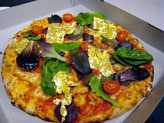 Contestant No. 3: 'The Gold Pizza' | by Adam Kuban