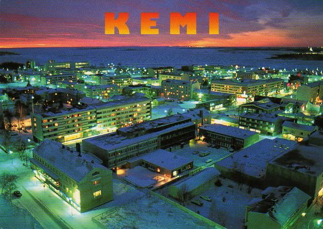 Kemi, Finland | From airiinkeri56 | Rachael/Rakel | Flickr