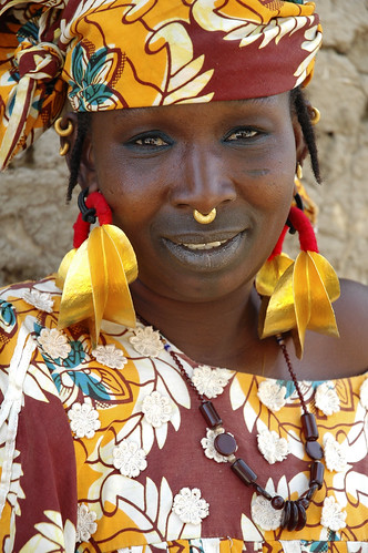 Fulani Woman | by Leonid Plotkin