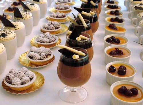 Desserts: Row upon Row | by Swamibu