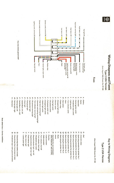 1965 vw bus wiring diagram | flickr - photo sharing! ic bus wiring diagram 1965 volkswagen bus wiring diagram #9