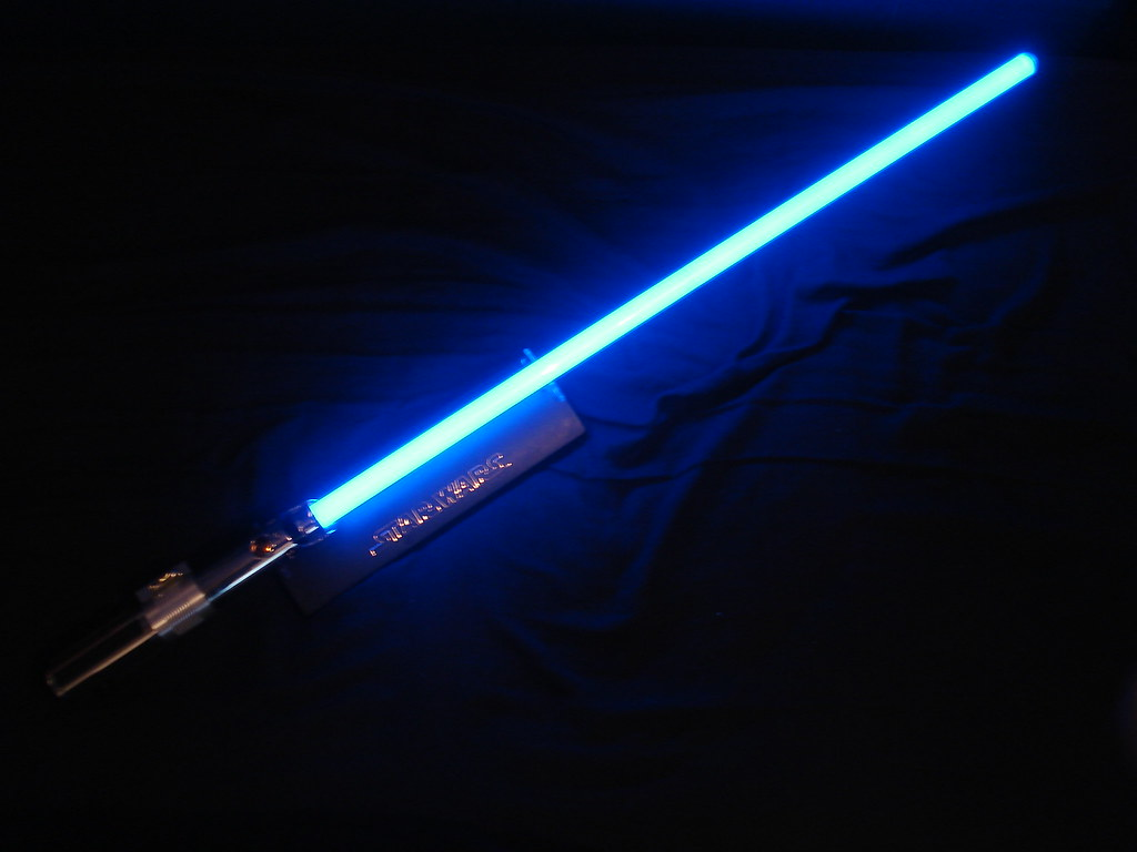 Lightsaber Unboxing Part 6 Glowing My Brother Got Me