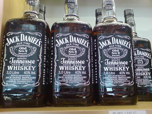 3 Litre Bottles Of Jack Daniels I Drink Jack Daniels