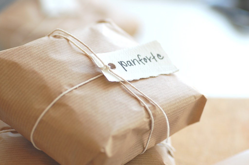 Favorite brown paper packages | recipe on my blog thestonesoup.com | jules  TL58