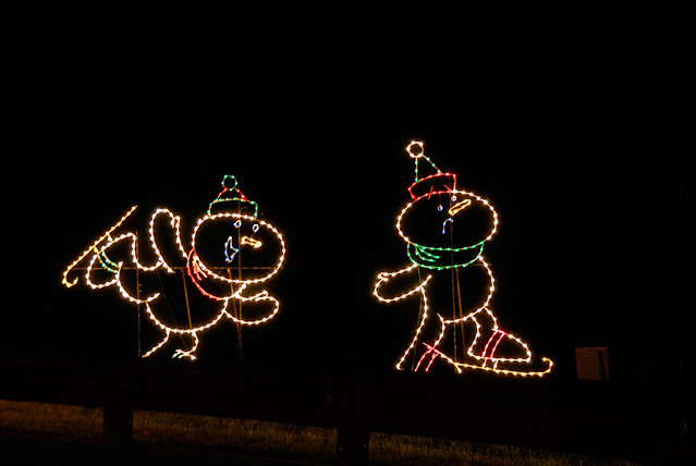 Great PNC Bank Arts Center 2006 Christmas Lights Spectacular | Flickr