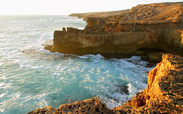 streaky bay back beach south australia