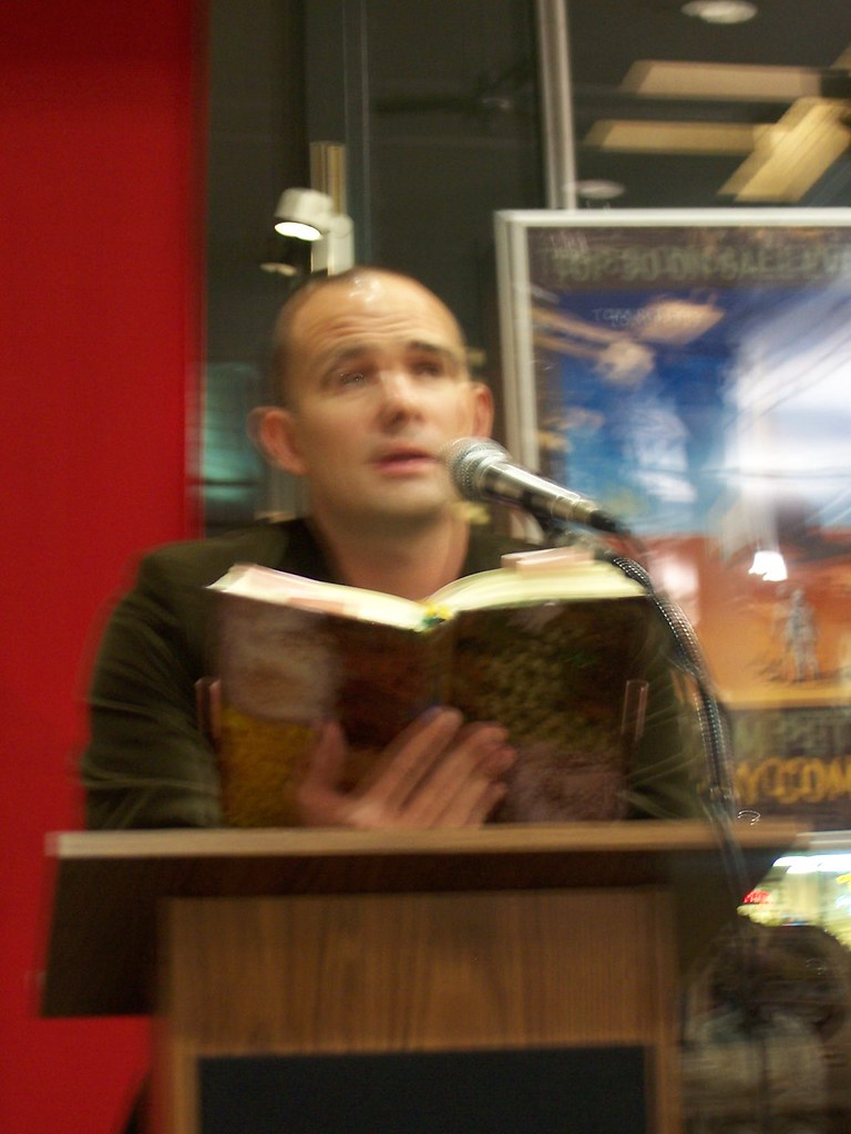 Mark Danielewski The Familiar  Tour Dates
