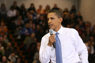 Presidential Announcement Tour, Waterloo, IA, 2/10/07 | by Barack Obama