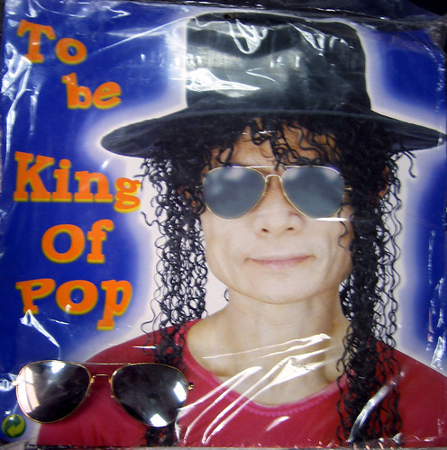 To Be King of Pop Costume - Engrish | by zoomar