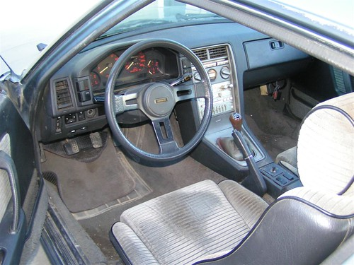 1985 Mazda Rx 7 Gsl Interior I Just Picked This Car Up