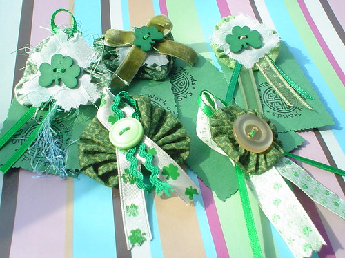 St. Pat's Mini Corsages | by Ssimpson13
