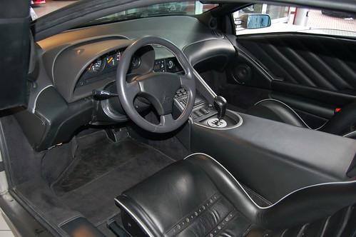 Lamborghini Diablo interior | Interior of a Lamborghini ...