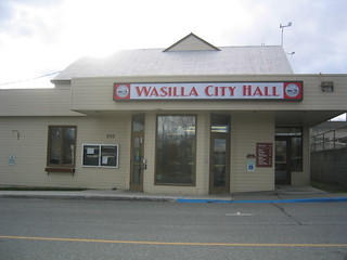 Wasilla City Hall | by djcn0te